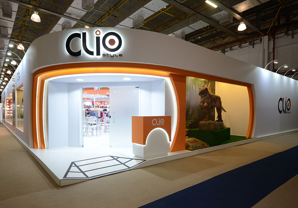 Estande Clio Style